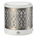 SERENE HOUSE 234772 Metal Arrow Wall Plug Wax Melt Warmer