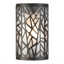 SERENE HOUSE 234775 Metal Forest Wax Melt Warmer