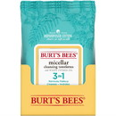 Burt's Bees 235507 Micellar Coconut - Lotus Makeup Removing Towelettes 10 count