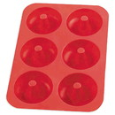 Mrs. Anderson's Baking 235723 Mrs. Anderson Silicone 6-cup Donut Pan