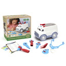 Green Toys 235901 Ambulance and Doctor's Kit