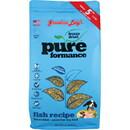 Grandma Lucy's 235946 Freeze-Dried Salmon Pureformance Dog Food 1 lb.