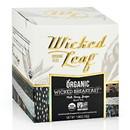 Wicked Joe 236476 Organic Tea Wicked Breakfast Pyramid Sachets 12 count