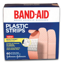 J & J Plastic Band Aids 3/4