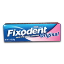Fixodent Denture Adhesive Cream Original 1.4 oz