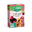 Curad Cupcake Assorted Bandages 20/Ct