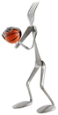 Forked Up Art F68 Basketball Player