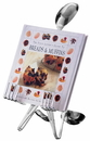 Forked Up Art S35 Cookbook Stand - Spoon