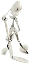 Forked Up Art S45 Hockey Player - Spoon - Retail