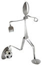 Forked Up Art S70 Soccer Player - Spoon - Retail