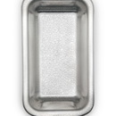 Doughmakers 10551 Loaf Pan, recycleable heavy gauge aluminium