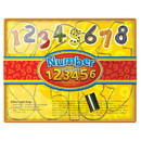 Fox Run 3640 Number Cookie Cutter Set, Stainless Steel, 10-Piece