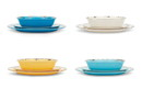 Fox Run 48734 Melamine Dinnerware Set/12