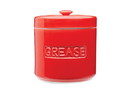 Fox Run 48765 Red Grease Container