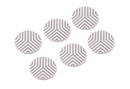 Fox Run 48769 Set of 6 Absorbent Coasters