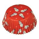 Fox Run 6993 Christmas Bake Cups, Standard, 50 Cups