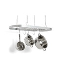 Fox Run 74935 Oval Pot Rack - SS
