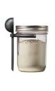Jarware 82652 Coffee Spoon-Black