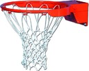 GARED 3000 Master 3000 Professional Breakaway Basketball Rim, 165LB Positive Lock Spring Mechanism, No-Tie Net Attachment, Regulation Single 5/8