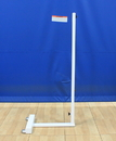 GARED 6635 One-Court Heavy Duty Square Portable Badminton System
