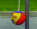 GARED 6805 Standard Tetherball with Nylon Rope