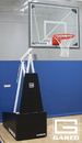 GARED 9154 Hoopmaster R54 Recreational Portable Basketball System with 5' Boom and 54