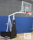 GARED 9172 Hoopmaster C72 Recreational Portable Basketball Backstop