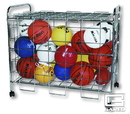 GARED DBC All Sport Deluxe Ball Storage Cage, Enclosed Cage