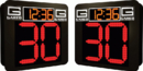 GARED GS-202 Alphatec Basketball Shot Clocks with Game Timer