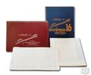 GARED SBS Peterson's Baseball Scoremaster Scorebook, horizontal layout
