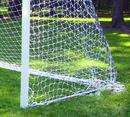 Gared SN721-3W 7' x 21' Soccer Net, 3 MM, White