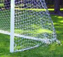 Gared SN824-4W 8' x 24' Soccer Net, 4 MM, White