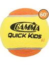 Gamma Quick Kids 60 Tennis Balls (60' Court)
