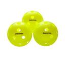 Gamma Photon Indoor Pickleball - 3 Pack