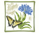 Alice's Cottage AC12478 Agapanthus Spiced Hot Pad