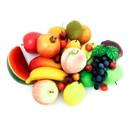 ALEKO AFA1-AP Decorative Artificial Variegated Fruits - Pack of 32