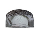 ALEKO DTC2427BK-AP Weather-Resistant Dual Axle RV/Car Tire Cover - Up to 27 Inches - Black
