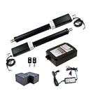 ALEKO GG1300UBACK-AP Dual Swing Gate Operator - GG1300U AC/DC - ETL Listed - Back-up Kit ACC2