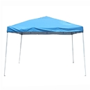 ALEKO GZP201BL-AP Easy Pop Up Gazebo - 10 x 10 Feet - Blue