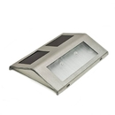 ALEKO JW-203 Solar Powered Outdoor Stairs Wall Mounted LED Decorative Light Lamp