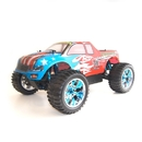 ALEKO RCC94111PRO-AP 94111PRO 4WD 2.4 Ghz Battery Powered Off-Road Brushless High Speed RC Monster Truck, 1/10 Scale