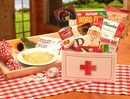 Gift Basket 81391 First Aid For The Ailing Get Well Gift Box, Large