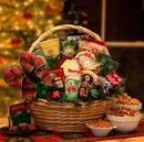 Gift Basket 81542 Holiday Celebrations Holiday Gift Basket, medium