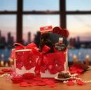 Gift Basket 8162192 Bed of Roses Gift Set