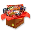 Gift Basket 819531 It's a Family Game Night Care Package