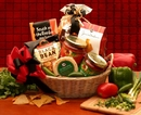 Gift Basket 820115 Lets Spice it up - Salsa Gift Basket - Medium