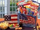 Gift Basket 820212 America The Beautiful Snack Gift Box