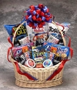 Gift Basket 82023 Coke Snack Works Gift Basket - Small