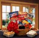 Gift Basket 820472 Snack Lovers Gift Basket
