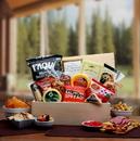 Gift Basket 820772 Macho Munchies Crate
